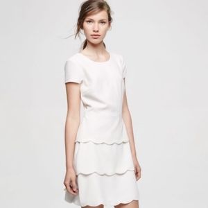 Club Monaco Colby Dress in White